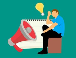 Content Marketing Megaphone